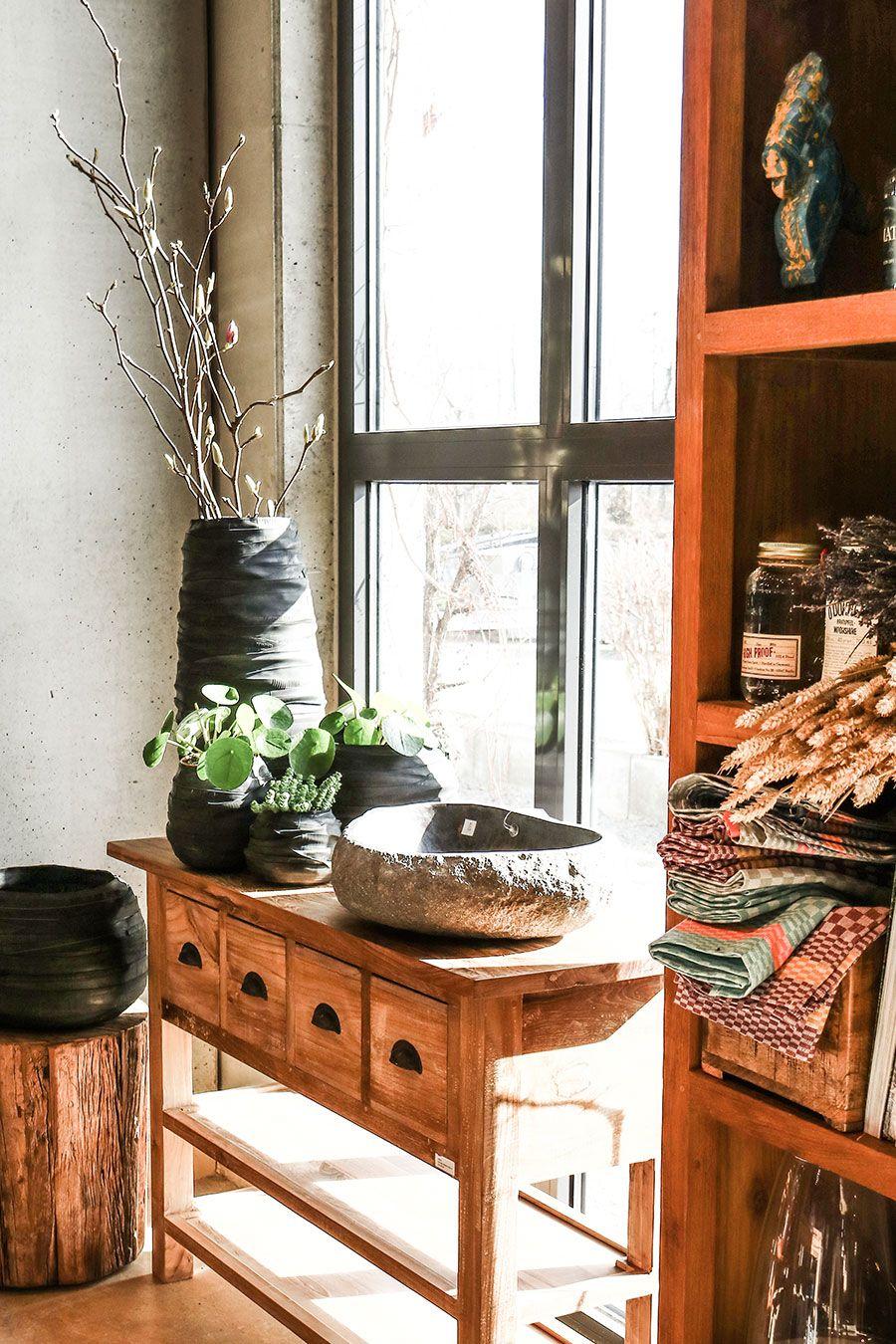 Kolonialstil Le country konsole teakholz kolonialstil kleinmöbel bestellmöbel