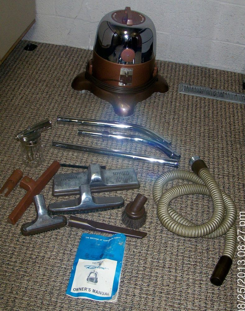 Rexair Rainbow Vacuum Repair Instructions