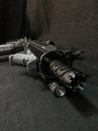 Tactical Advantage Armory - Google+ | Titanium Gun Accessories
