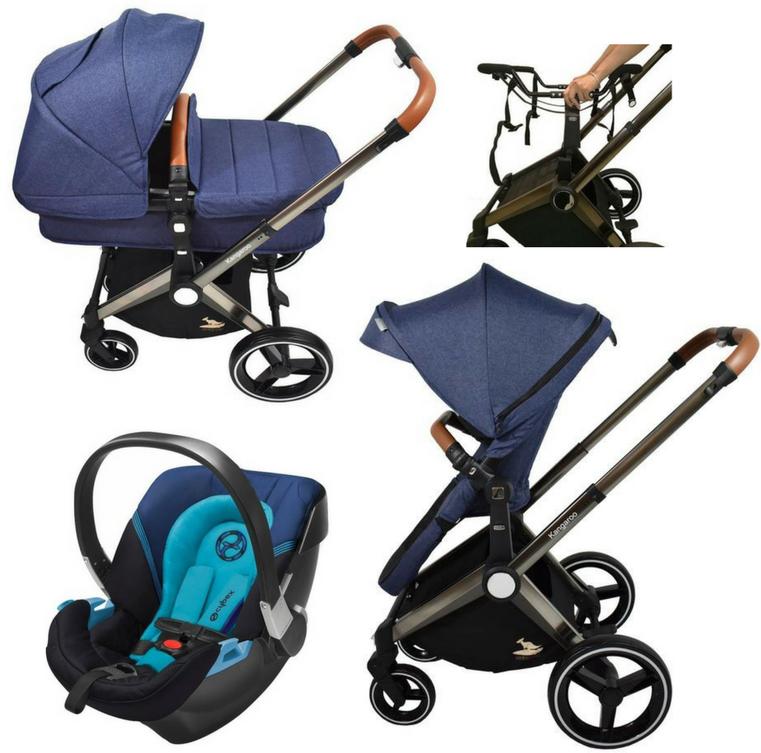 Venice Child Kangaroo Complete Stroller