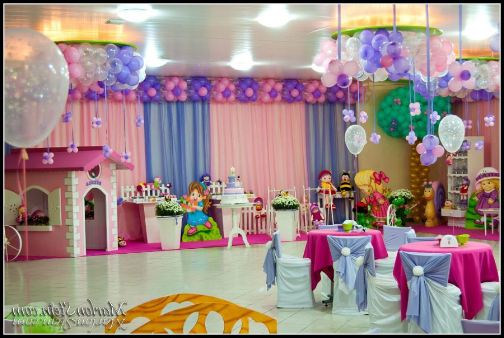 Decoration first birthday party for kids This