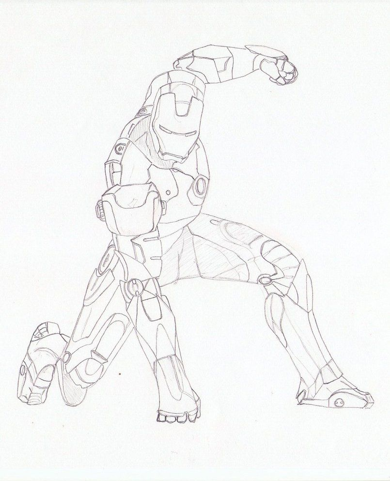 Iron Man Drawing By Alex Thenoob On Deviantart Iron Man Drawing Iron Man Fan Art Iron Man Drawing Easy