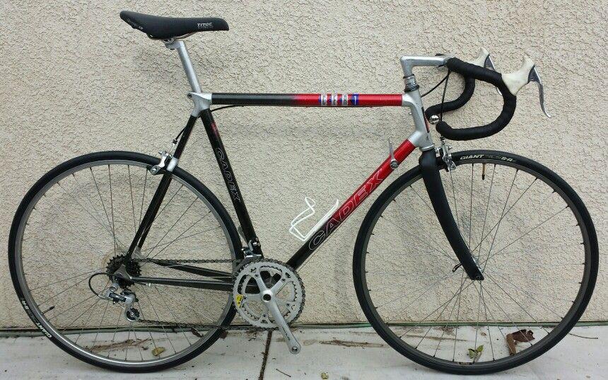 59cm Giant Cadex Cfr1 Carbon Fiber Road Bike 90 S Road Bike Bicycle Bike