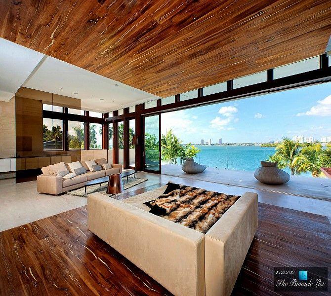 The Most Expensive Indian Creek Island Estate The Most Expensive Homes Minha Casa Minha Cara Interior Da Casa Moderna Interior De Mansao