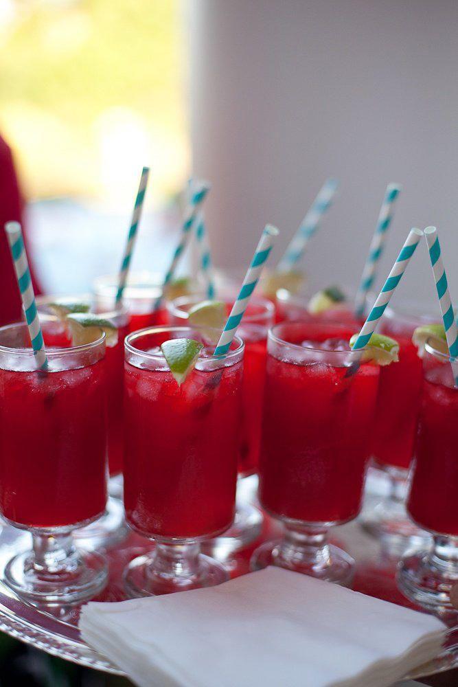 12 Festive Red White And Blue Wedding Ideas July Wedding Wedding