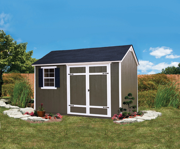 12 X8 Ranch Shed Sheds For Sale Shed Backyard Shed