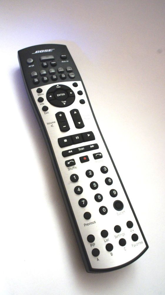 bose v20. genuine bose rcv1t-27 remote control for lifestyle v10 v20 v30 o