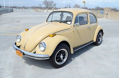 Volkswagen : Beetle - 1970 Classic I want a yellow one!