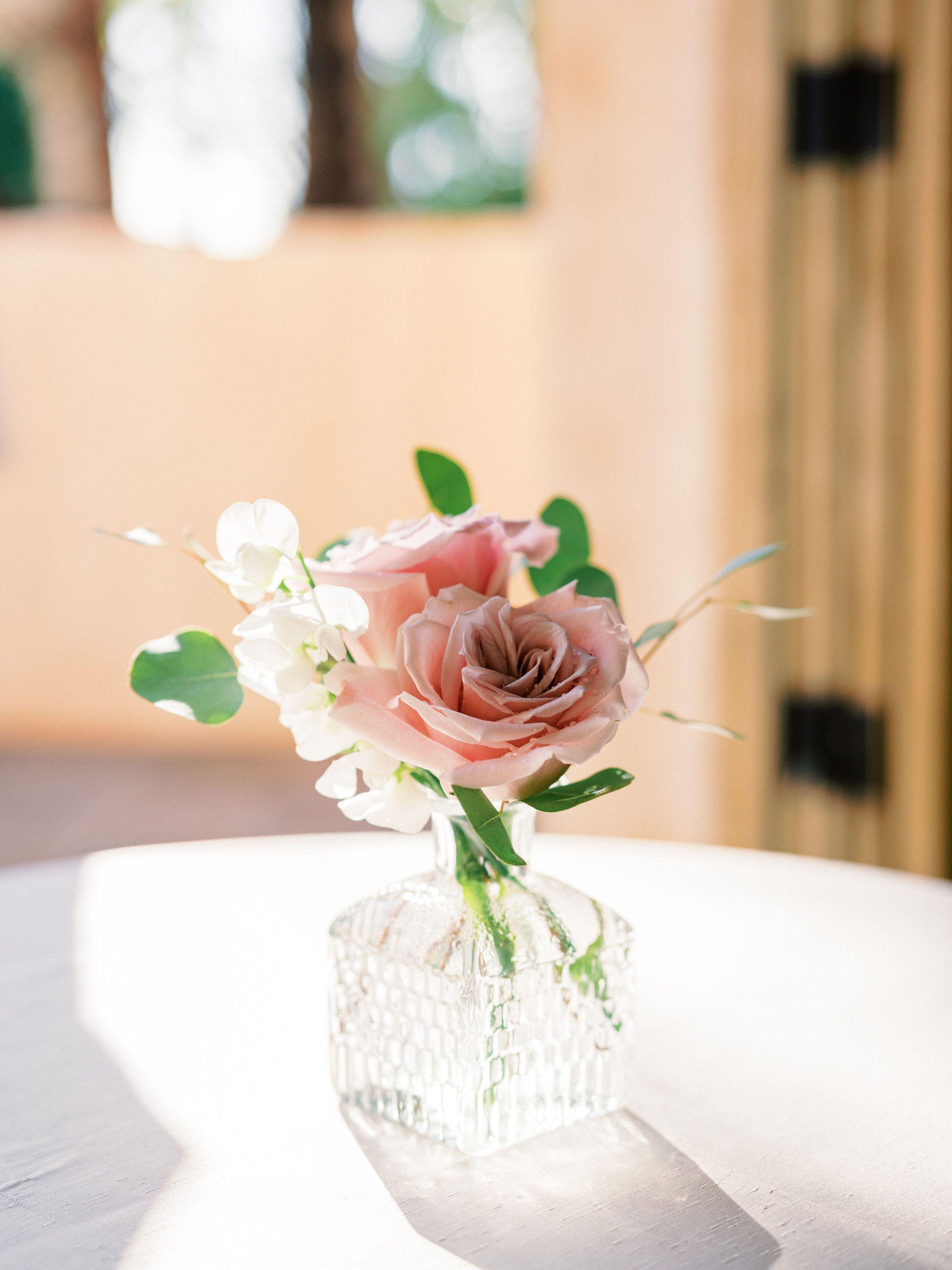 Cocktail floral royal palms in 2020 wedding florist