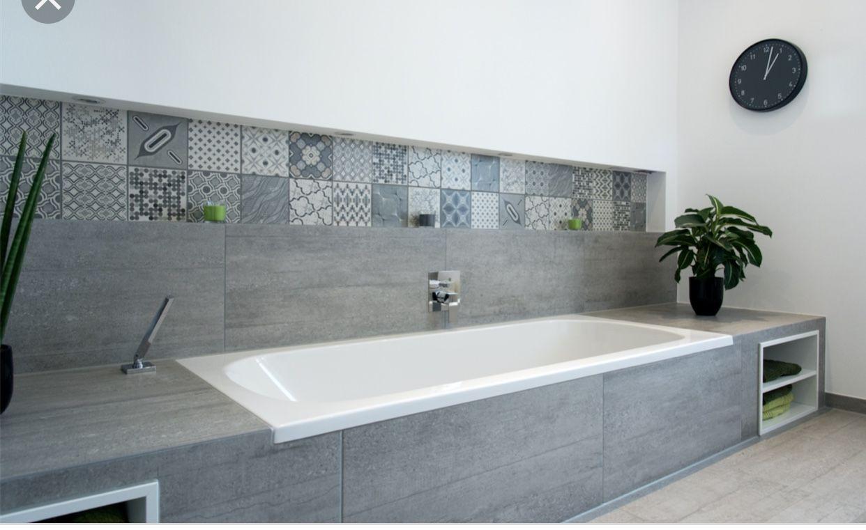 Pin Von Fabi Auf Buedzemmer Badewanne Fliesen Badezimmer