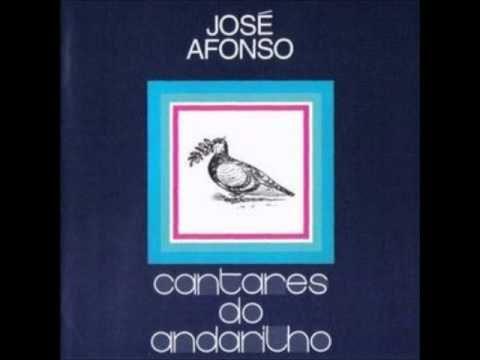 José Afonso - Saudadinha