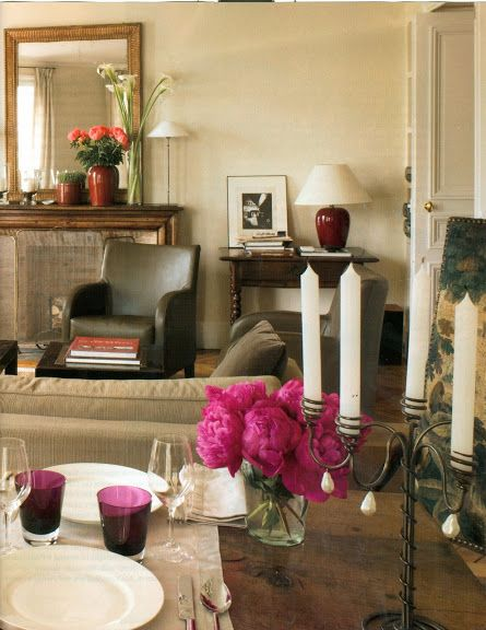 Ina Garten S Parisian Pied A Terre The Simply Luxurious Life Last Week A Reader Left A Comment Asking A Chic Apartment Decor Apartment Chic Apartment Decor