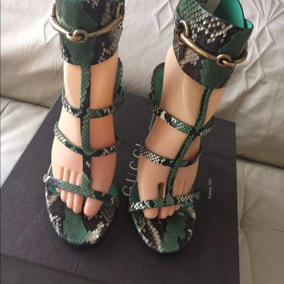 04a44b0e6957 🚫SOLD 🚫 GUCCI URSULA SANDALS 100% AUTHENTIC GUCCI URSULA SANDAL SIZE 37  COMES WITH DUSTBAG Gucci Shoes Sandals