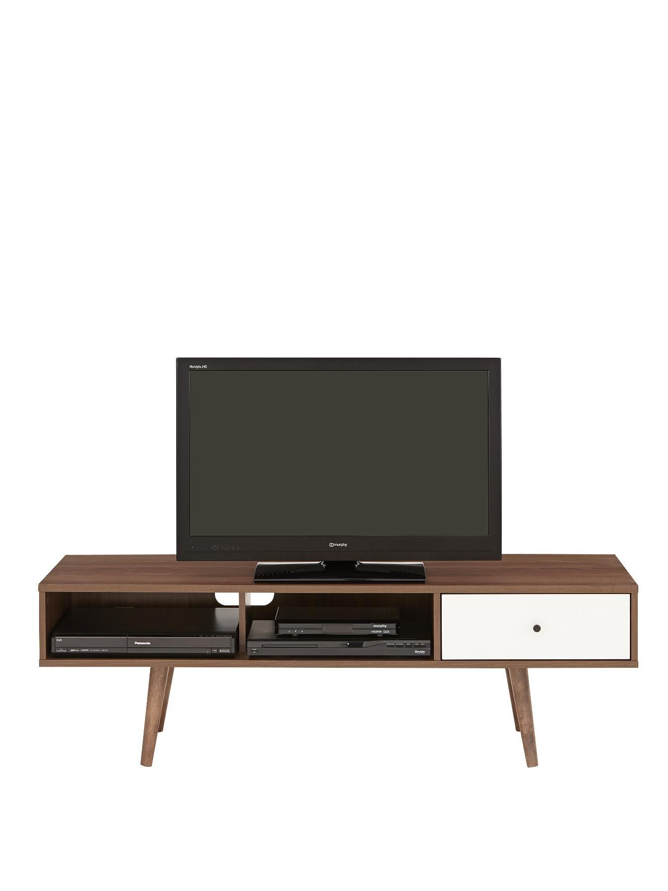 Monty Retro Tv Unit Up To 60 Inch Tv -