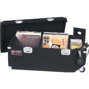 Amazon Com Odyssey Clp200p Carpeted Pro Lp Case With Recessed Hardware For 200 Vinyl Lp S Musical Instruments Vinyl Carpet Lps