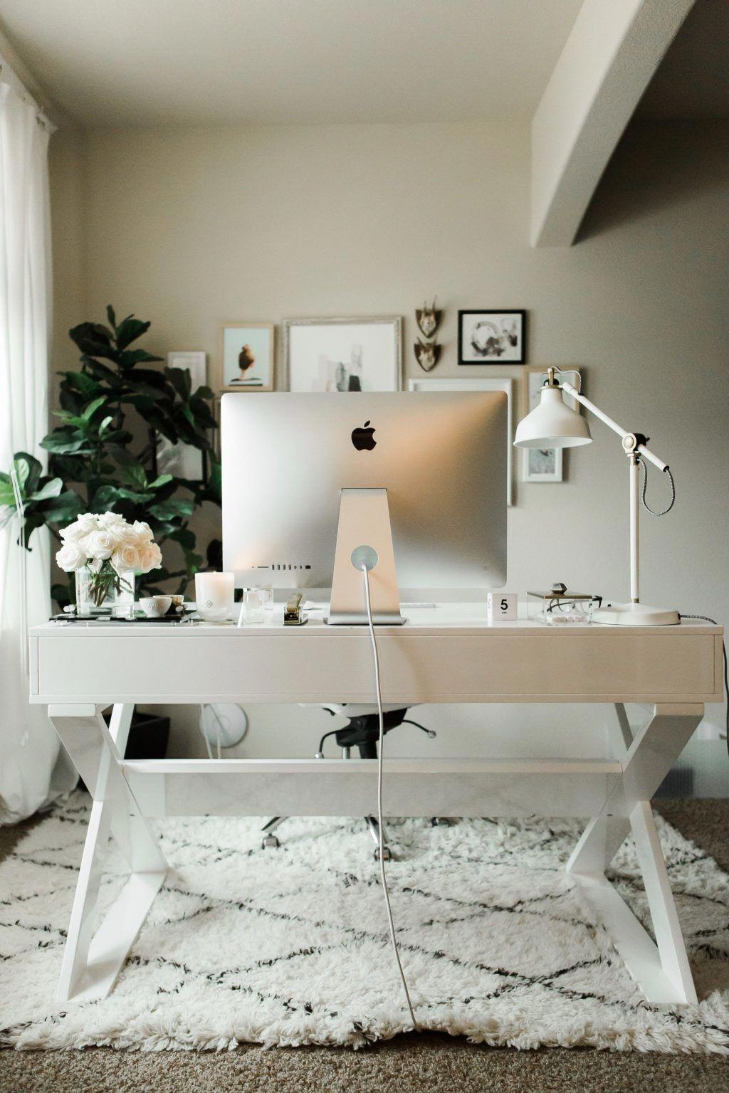 30 Delightful Home Office Design Ideas For Women In 2020 Home Office Design Cheap Office Furniture Home Office Furniture