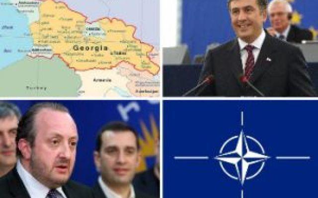 Georgia. Il modello occidentale, l'ambizione atlantista e l'occupazione russa #georgia #abkhazia #ossezia #russia #nato #ue