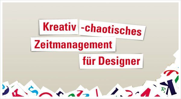 help for designers and creative chaotic people to kind of organize their job/life