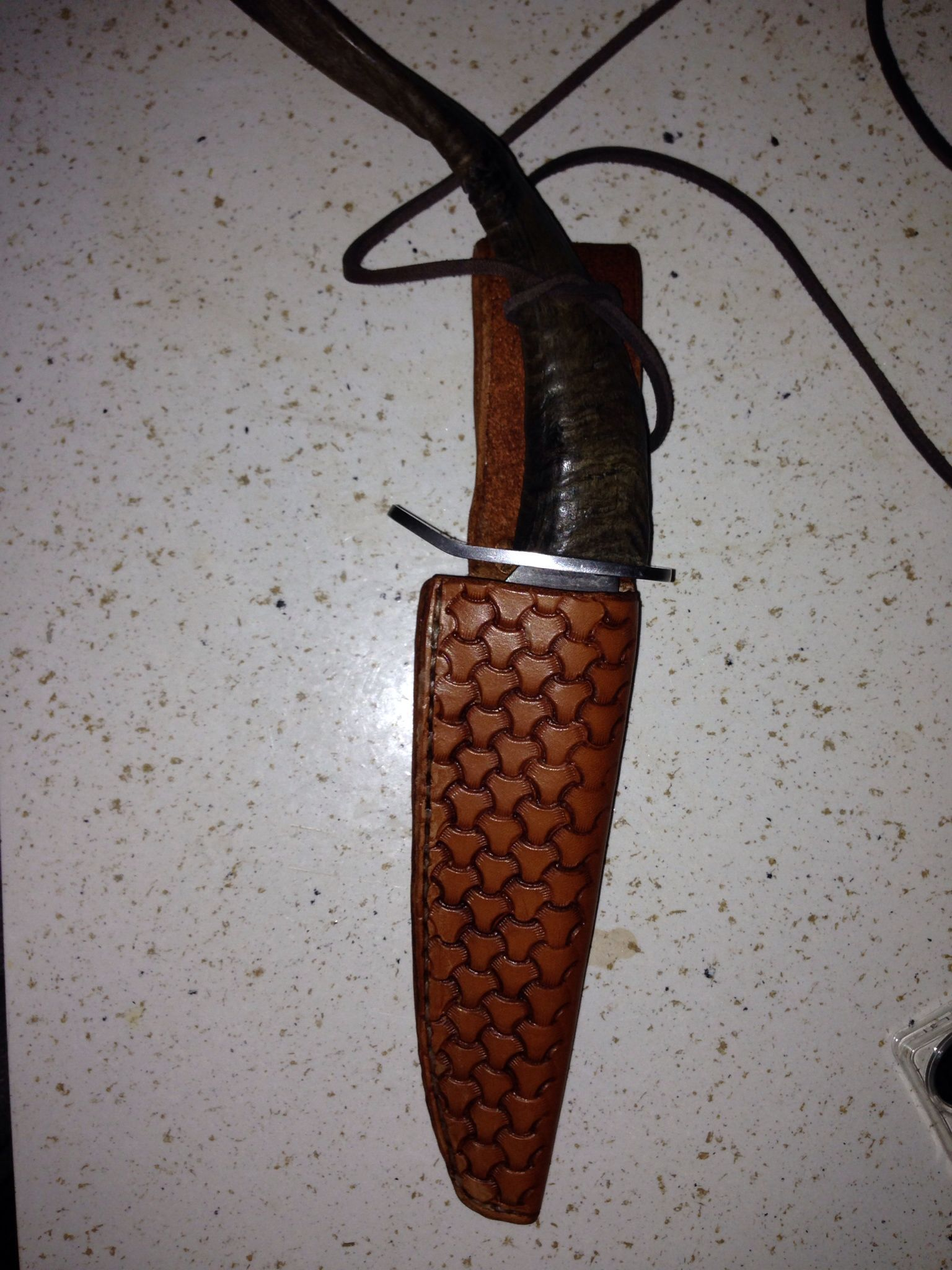 Simple Homemade Forge Horn 70