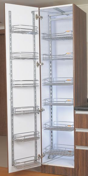 Pantry Unit - Modern Kitchen, Modular Kitchen