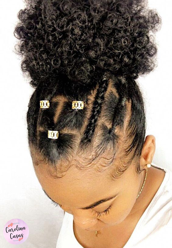 Peinados Para Cabello Sambo