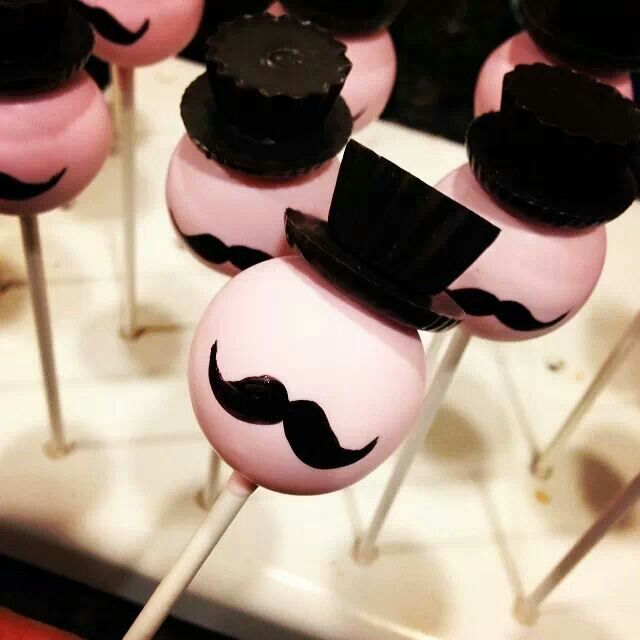 I mustache you a question... do you like cake pops!!