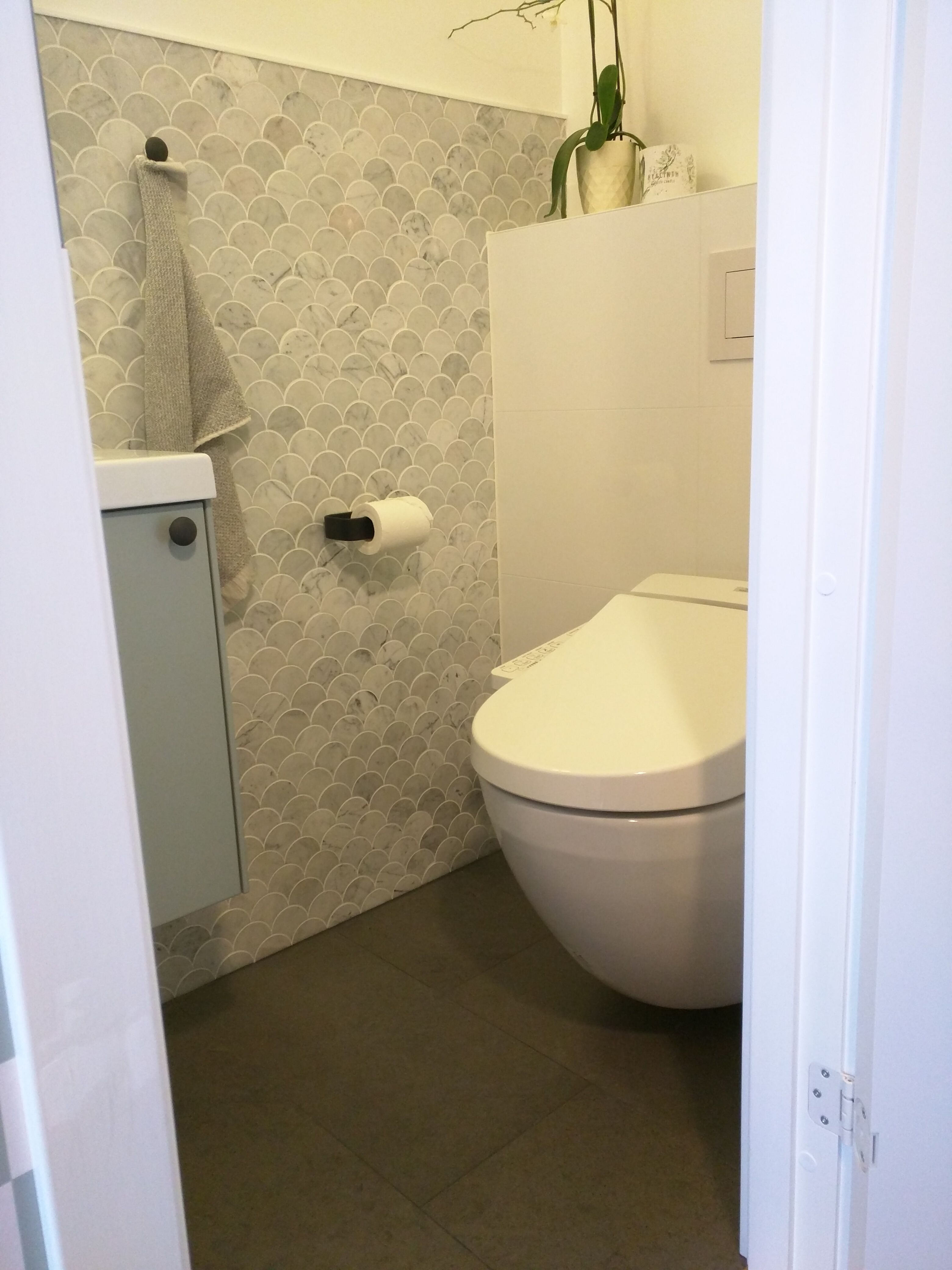 TOTO Combination WASHLET EK 2.0 (with side connections