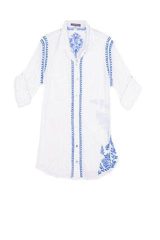 Cotton Embroidery | Subtle Luxury + Spun by Subtle Luxury