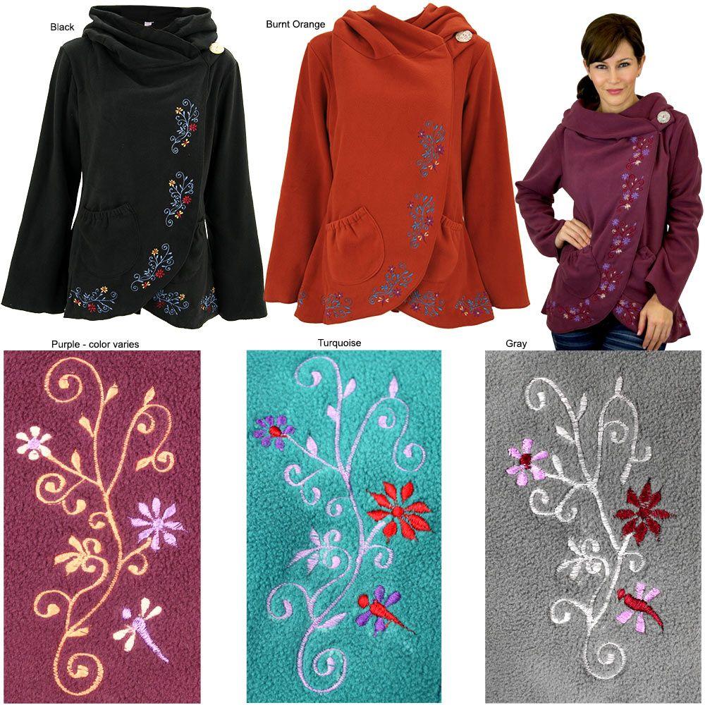 1000  images about Fleece jackets on Pinterest | Coats Indigo and
