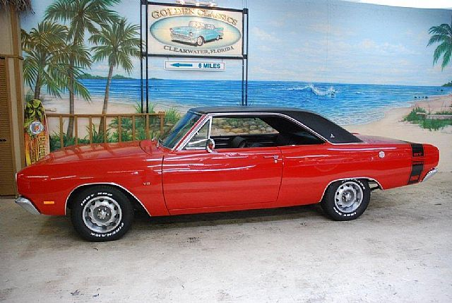 1969 Dodge Dart 1969 Dodge Dart For Sale Clearwater Florida