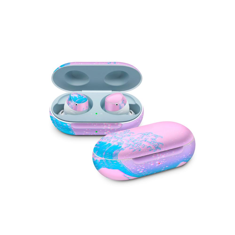 Kanagawave Galaxy Buds Skin Air Bud Earbuds Case Samsung Accessories