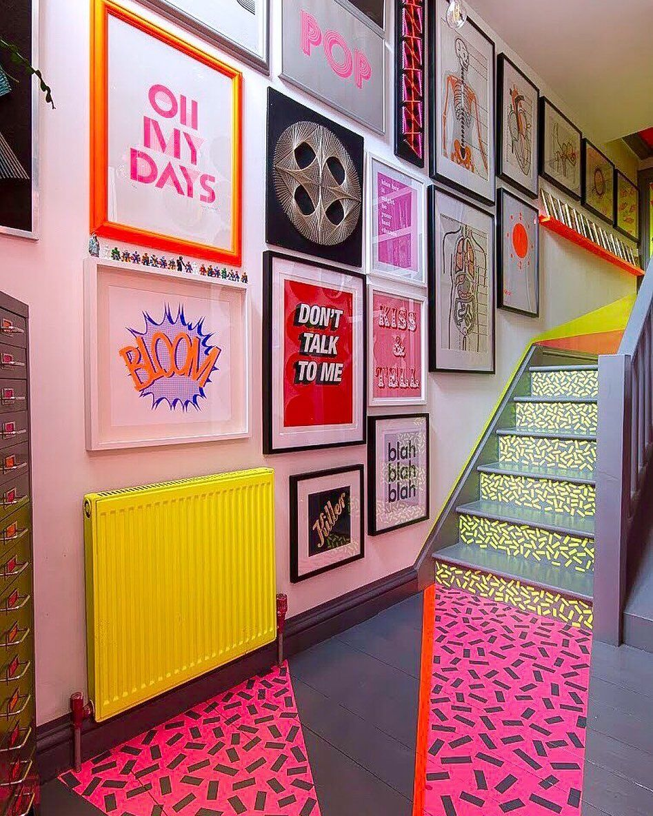 Photo of 51 SPECTACULAR Painted Stairs Projects!