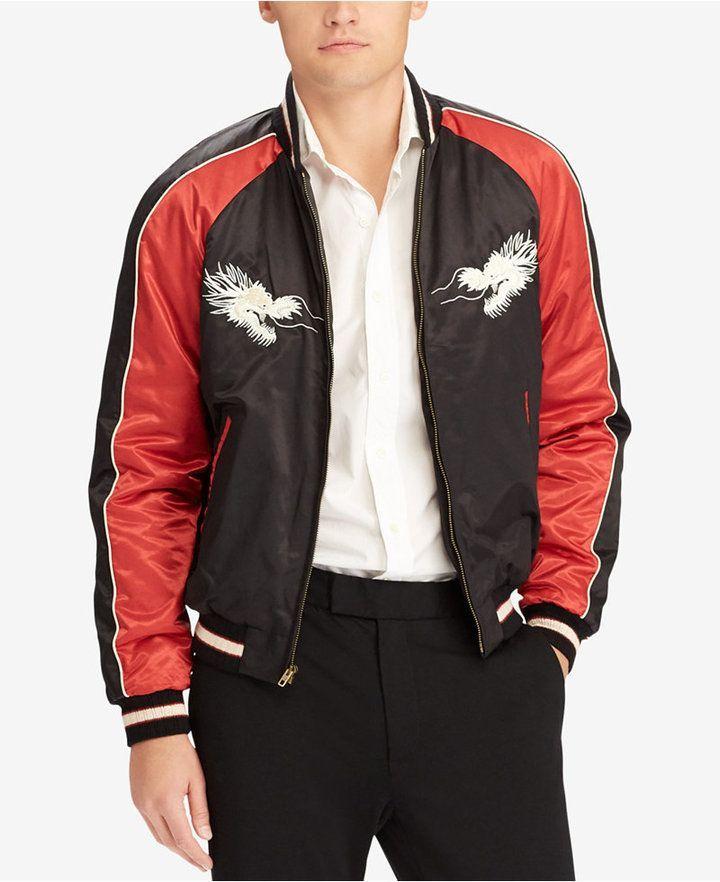1d77ff7e7 Polo Ralph Lauren Men's Souvenir Jacket   Products   Polo ralph ...