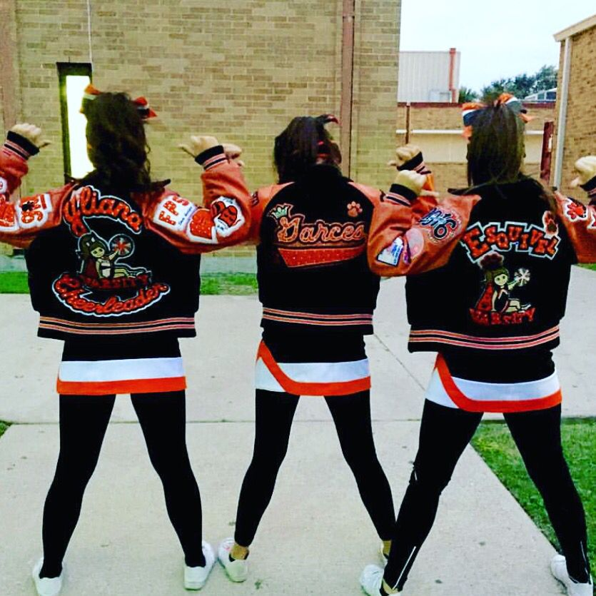 Bling glitter patches letterman jacket follow them on Instagram ...