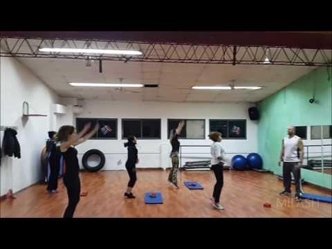 LOCALIZADA 21hs-Instructor: Claudio Bill-Gym Alternativa-Liniers-Argentina