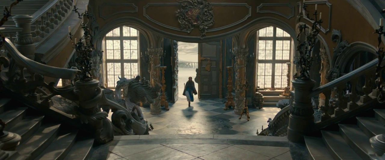 Beauty And The Beast 2017 Castle Beauty And The Beast Movie Beauty And The Beast Beast