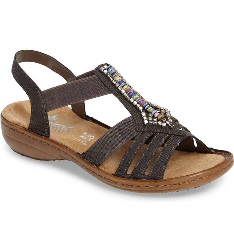 Rieker Antistress Regina S1 Sandal Women Nordstrom Womens Sandals Rieker Shoes Fashion Boots