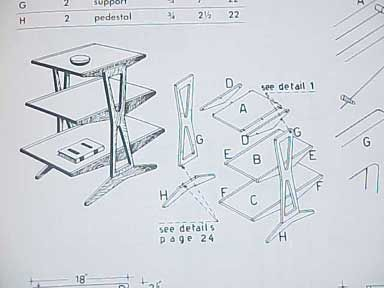 HOW TO BUILD MODERN FURNITURE BY MARIO DAL FABBRO 1957   $49.99 :  PopuluxeBooks, Retro