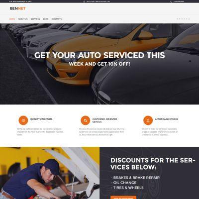 Fraks Car Repair Multipurpose Classic Wordpress Elementor Theme 77920 Car Repair Service Repair Auto Repair