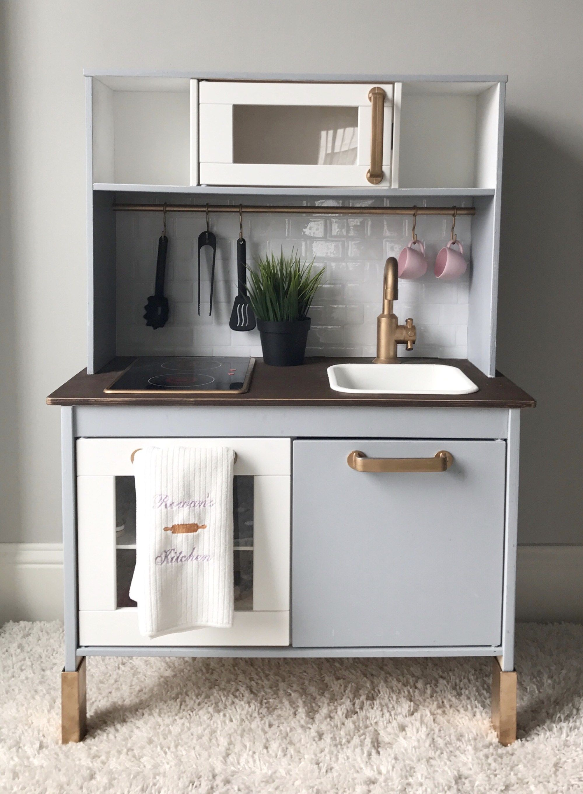 ikea duktig kitchen diy mrs happy gilmore bluebird preschool rh pinterest com