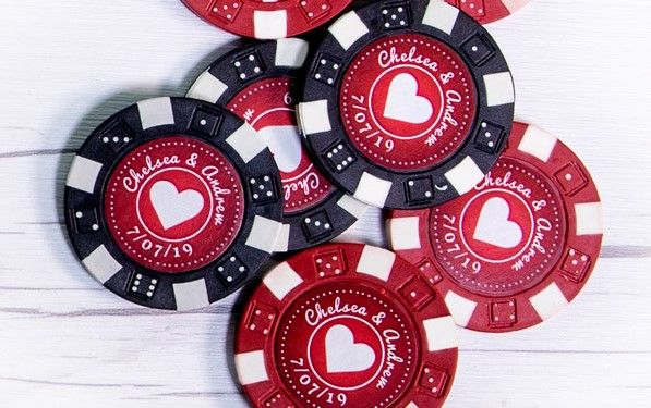 Diy Poker Chip Labels For Events And Gifts Poker Chips Poker Chips Diy Printing Labels