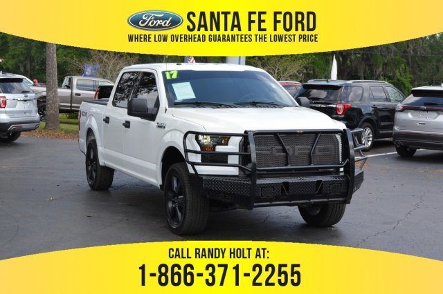 Used 2017 Ford F 150 Xlt 4x4 Truck For Sale Gainesville Fl