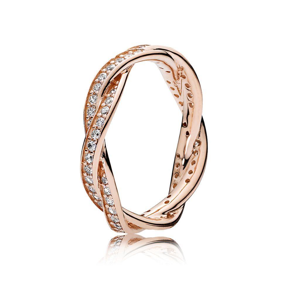 Pandora Rose Ring I Eternitystil Want Pinterest