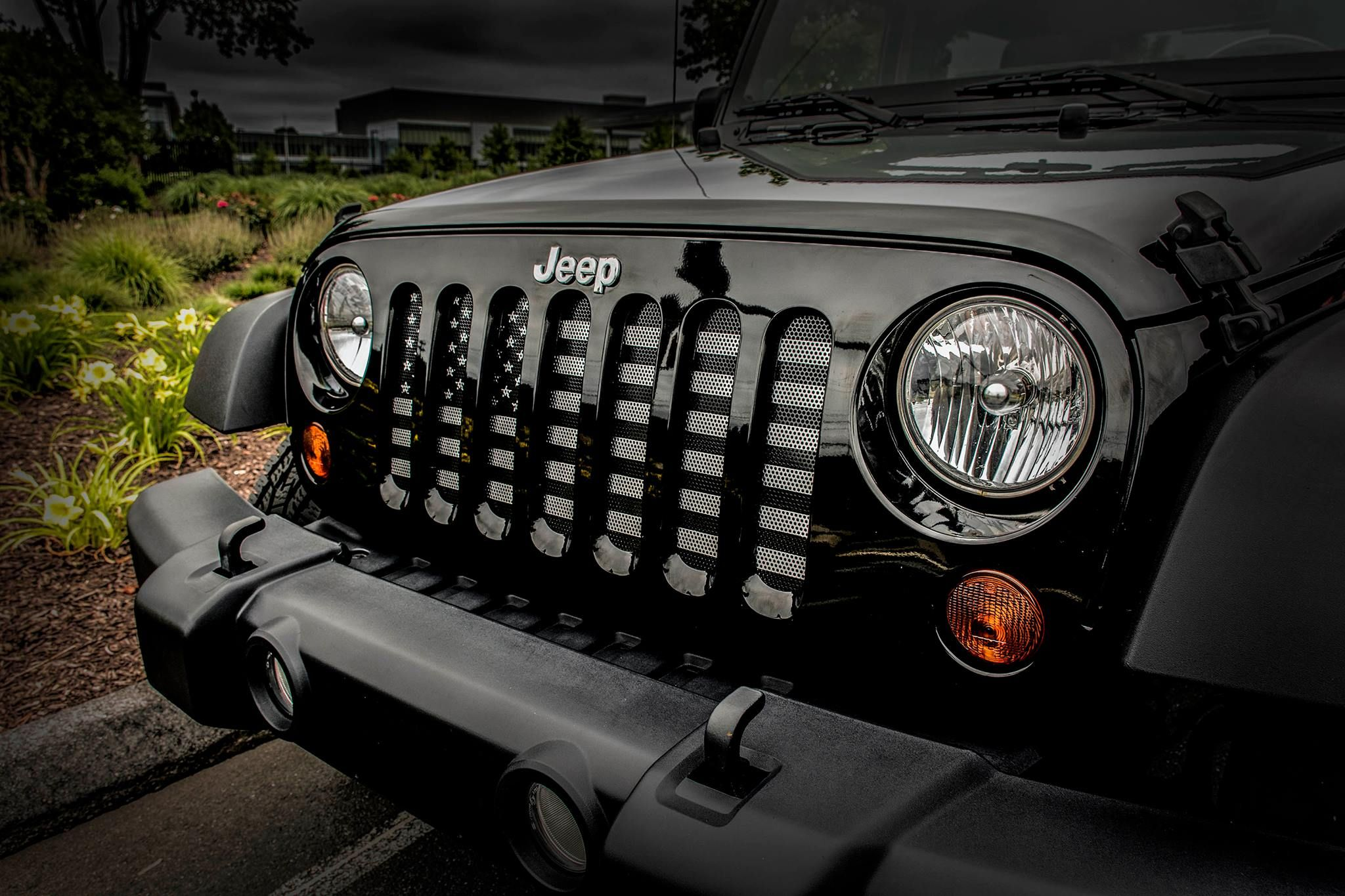 small resolution of made in the usa patriotic flag grille insert ships free transform the look of