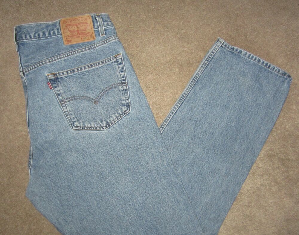 Raphael Valencino Mens Slim Fit Blue Denim Jeans with Zip Fly and Button
