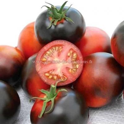 10 graines de tomate rare Farcie Tigrée vegetables tomato seeds bio organic