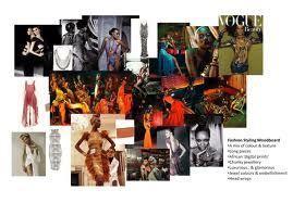 fashion editorial mood boards - Cerca con Google