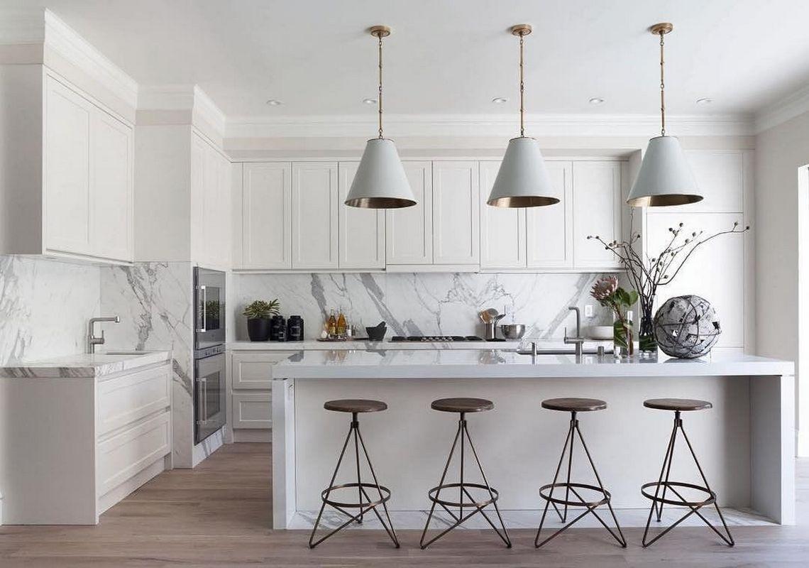 White Kitchen Ideas With Painting Kitchen Cabinets White & White Kitchen Ideas With Painting Kitchen Cabinets White | Kitchen ...