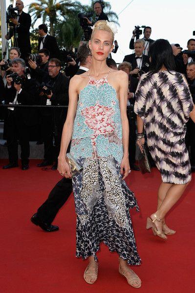 Aymeline Valade Photos - 'Carol' Premiere - The 68th Annual Cannes Film Festival - Zimbio