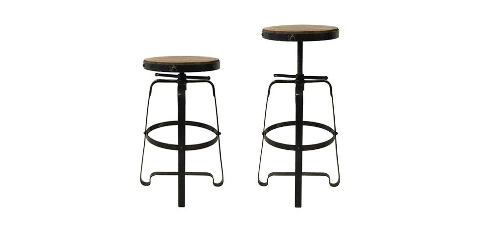 tabouret de bar chez but